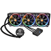 View more info on Thermaltake Water 3.0 RGB Fans 360mm Water Cooling System with Radiator...