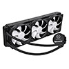 View more info on Thermaltake Water 3.0 Ultimate AIO Watercooler 360mm Radiator 3 x 12cm PWM Fans...