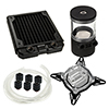 View more info on Black Ice  120GTS Professional Water Cooling Kit For INTEL...