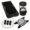 View more info on Black Ice  240GTS Professional Water Cooling Kit For AMD...
