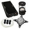 View more info on Black Ice  240GTS Professional Water Cooling Kit For INTEL...