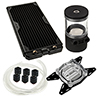 View more info on Black Ice  280GTS Professional Water Cooling Kit For AMD...