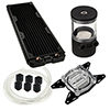 View more info on Black Ice  360LS Professional Water Cooling Kit For AMD AM4...
