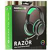 GameMax Razor RGB Gaming Headset and Mic with 5.1 Surround Sound - Alternative image