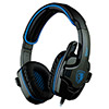 View more info on Sades  SA-708 G Power Blue PC Stereo Gaming Headset...