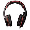 Sades  SA-708 G Power Red PC Stereo Gaming Headset - Alternative image