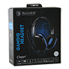 Sades  SA-711 Chopper Blue PC Stereo Gaming Headset - Alternative image