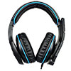 Sades  SA-923 Hammer Gaming Headset Blue Virtual 7.1 Surround Sound 50mm Driver ETA. February  - Alternative image