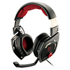 View more info on Thermaltake E-Sports Shock 3D Gaming Headset 40mm Drivers 7.1 Sound Black...