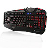 Aerocool Thunder X3 by Aerocool TK25 Programable Gaming Keyboard with 3 Colour LED Lights - Alternative image