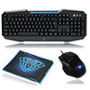Aula  Ajudication & Kill 928 Gaming Mouse 832 Keyboard & Mouse Pad Gaming Combo - Alternative image