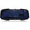 Aula  859 Befire Black Keyboard 928 Killing Soul Black Mouse Gaming Combo - Alternative image