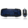 View more info on Aula  Killing The Shadow Black 3 Colour Keyboard & 7 Colour Mouse Gaming Combo...
