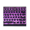 Game Max Click Mechanical Feel Keyboard RGB - Alternative image