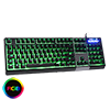 View more info on GameMax Click Mechanical Feel Keyboard RGB...