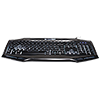 GameMax Raptor RGB Keyboard & Mouse Black Headset & Mouse Mat - Alternative image