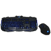 Game Max Gamer Illuminated Gaming Keyboard & Mouse 3 Colour LED - Alternative image