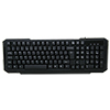 CiT KB-2106C USB/PS2 Combo Keyboard Black - Alternative image