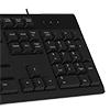 CiT KBMS-001 USB Keyboard & Mouse Combo Black Retail - Alternative image