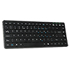 View more info on CiT WK-738 Premium Mini USB Black Keyboard...