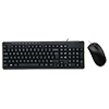 View more info on Builder UK USB Keyboard & Mouse Combo Set Black ...
