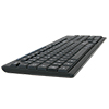 Builder French USB Keyboard & Mouse Combo Set Black  - Alternative image