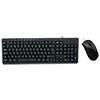 View more info on Builder French USB Keyboard & Mouse Combo Set Black ...
