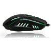 CiT Storm Black Green Backlit Keyboard and Mouse kit with Green LED White Boxed - Alternative image