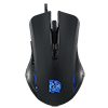 Thermaltake E-Sports Commander Keyboard & Mouse Combo Led Backlit Keyboard Black - Alternative image