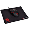 View more info on Thermaltake Tt E-Sports Talon X Optical RGB Gaming Mouse and Dasher Mini Mouse Mat  ...