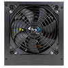 Aerocool Integrator 400W PSU 80 Plus 12cm Black Fan Active PFC TW Caps UK Lead  - Alternative image