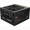 Aerocool Integrator 500W 80+ Certified PSU 12cm Black Fan Active PFC TW Caps UK Cable - Alternative image
