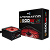 View more info on Aerocool Integrator 500W RGB PSU 12cm Black Fan Active PFC TW Caps UK Cable...