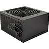 Aerocool Integrator 600W 80+ Certified PSU 12cm Black Fan Active PFC TW Caps UK Cable - Alternative image