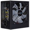 Aerocool Integrator 600W RGB PSU 12cm Black Fan Active PFC TW Caps UK Cable - Alternative image
