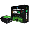View more info on Aerocool Integrator 600W RGB PSU 12cm Black Fan Active PFC TW Caps UK Cable...