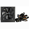 Aerocool Integrator 700W 80+ Certified PSU 12cm Black Fan Active PFC TW Caps UK Cable - Alternative image