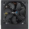 Aerocool Integrator 700W Semi Modular PSU 12cm Black Fan Active PFC - Alternative image
