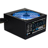 Aerocool Integrator 700W RGB PSU 12cm Black Fan Active PFC TW Caps UK Cable - Alternative image