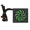 GameMax GM1050 1050w 80 Plus Silver Modular Power Supply - Alternative image