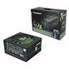 View more info on Game Max GM1050 1050w 80 Plus Silver Modular Power Supply...