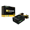 View more info on GameMax GM 1350W Gaming  80 Plus Gold PSU 14cm Fan...