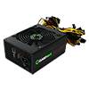 View more info on Game Max GM 1350W Mining 80 Plus Gold PSU 14cm Fan...
