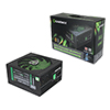GameMax GM600 600w 80 Plus Bronze Modular Power Supply - Alternative image