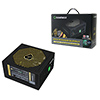 View more info on Game Max GM600 Gold ATX PSU 600w APFC 92 Plus 14CM Fan 6 Sata ETA. 24th of January ...