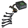 GameMax GM700 700w 80 Plus Bronze Modular Power Supply - Alternative image