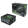 View more info on GameMax GM700 700w 80 Plus Bronze Modular Power Supply...