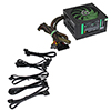 GameMax GM800 800w 80 Plus Bronze Modular Power Supply - Alternative image