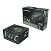 View more info on GameMax GM800 800w 80 Plus Bronze Modular Power Supply...