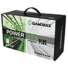 GameMax GP400A 400w 80 Plus Bronze Wired Power Supply - Alternative image